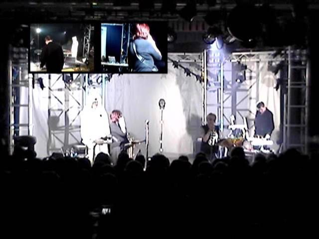 Throbbing Gristle - TGV DVD 6 - Live at ATP, Camber Sands, Camber (2004-12-03)