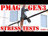 Magpul Gen3 PMAG for AK - Pull Up, Push Up and Drop Test