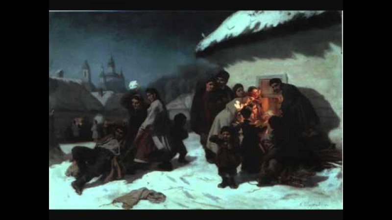 Mykola Leontovych - Shchedryk (Carol of the Bells)