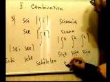 Урок итальянского. Фонетика. Произношение сочетаний.avi