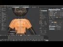 Blender. Анимация. Урок 05b - Создание персонажа и скелета модификатором Skin