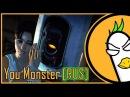[♪] Portal — You Monster [v.1] (RUS COVER)