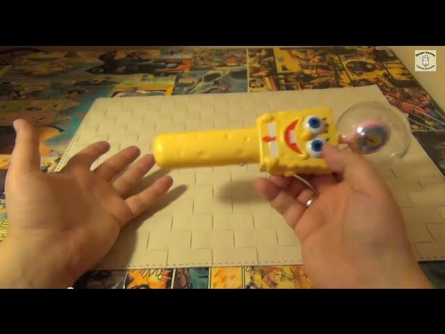 Вредные игрушки - Губка Боб квадратные штаны