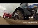 Трактор Нью Холланд T8050 садит картошку