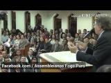 A mensagem que deixou os Obreiros calados na Assembleia de Deus -Pr Claudionor Duarte