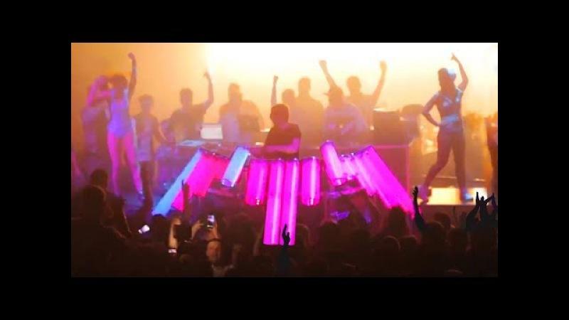 AFISHAL playing Epic, Tsunami Animals LIVE on DJ Drums