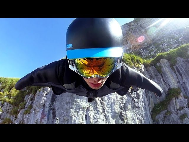 CRAZIEST WINGSUIT FLIGHTS COMPILATION! DON'T TRY TO DO IT YOURSELF