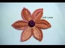 Květinka pro irskou krajku - Цветочек для ирландского кружева.