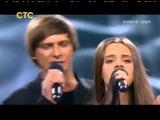 Белые птицы Медведевы-Вольские и Борисовы Два голоса СТС 2015