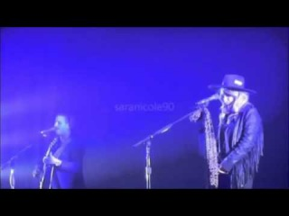 Alexander Jean at The Viper Room (small clips)