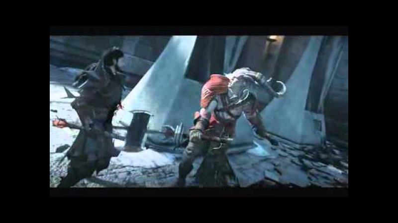 Dragon Age 2 Trailer With Skyrim Main Theme Music