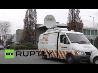 Германия: Спецслужбы арестовывают 7 около Аахена для связи с Парижским атак.