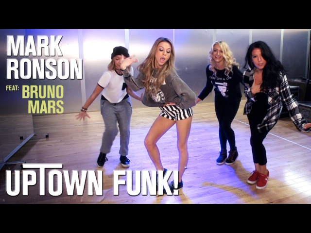Mark Ronson - Uptown Funk ft. Bruno Mars (Dance Tutorial)