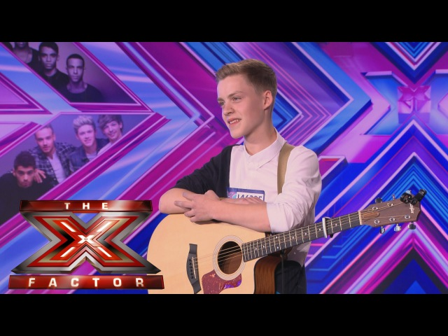 Reece Bibby sings Disclosures Latch | Audition Week 1 | The X Factor UK 2014