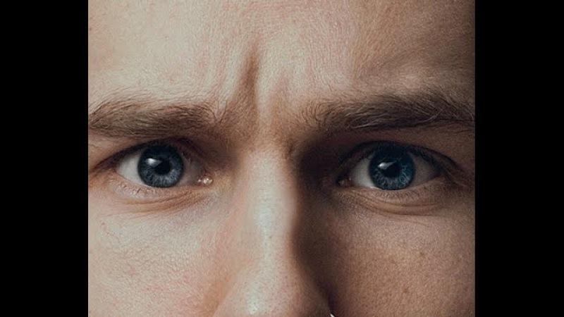 Как обрабатывать глаза в фотошопе\\щ0щ