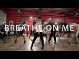Breathe On Me Britney Spears - Choreography by Brian Friedman &amp Yanis Marshall - Heels Class LA