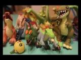 Динозавры и мир юрского периода  Dinosaurs and Jurassic World