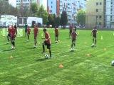 Сoerver training FC Spartak Trnava U10, U11 - SLOVAKIA