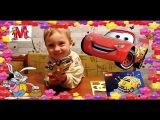 VLOG Распаковываем собираем машинку 3D пазл игрушка/ Unpack collect car 3D puzzle toy