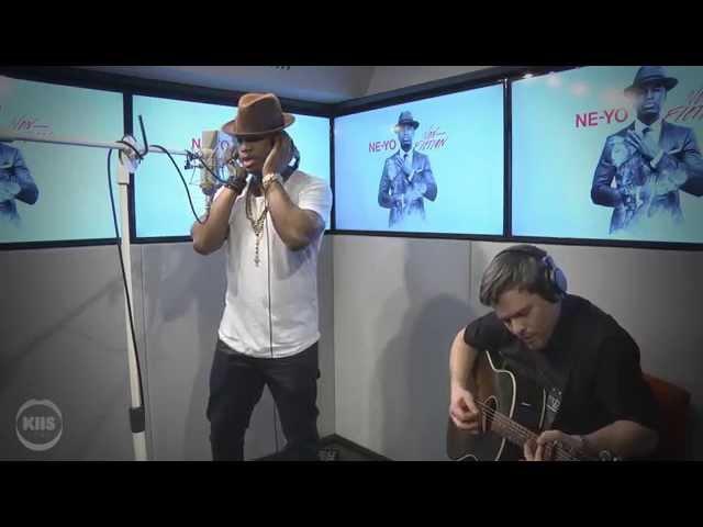 Ne Yo Performs So Sick Acoustic KIIS1065