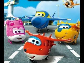 Разворачиваем игрушку Дизи Супер Крылья Джет и Его Друзья Unboxing Toy Super Wings Dizzy
