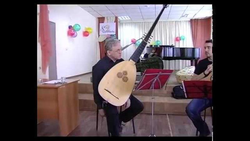 Аркадий Бурханов - Семинар в Караганде 2014-03-30 (часть 2)