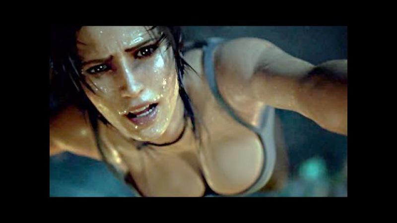 Tomb Raider Definitive Edition All Cutscenes Movie