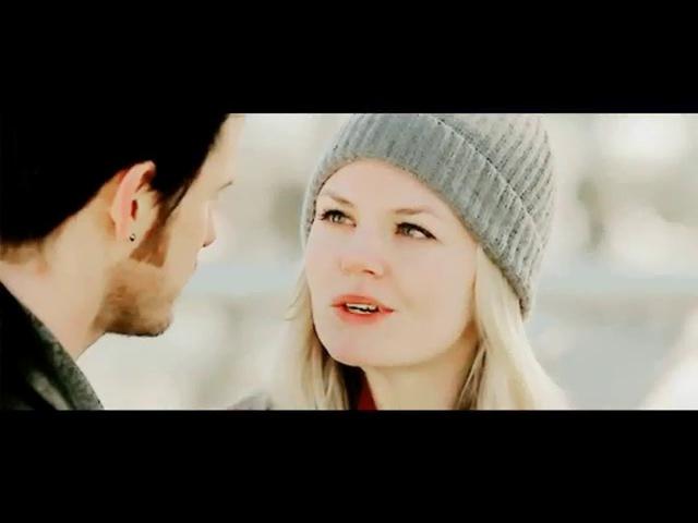 Крюк и Эмма В самое сердце♥