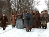 В Вологде завершились съемки фильма «Монах и бес»