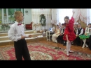 Танец-микс(исполняют:Даниил Воснецов и Анна Худинская)постановщик:Босов Сергей