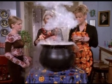 Сабрина маленькая ведьма (Sabrina, the Teenage Witch) 2 сезон 7 серия (A River of Candy Corn Runs Through It)(Течёт река сладкой