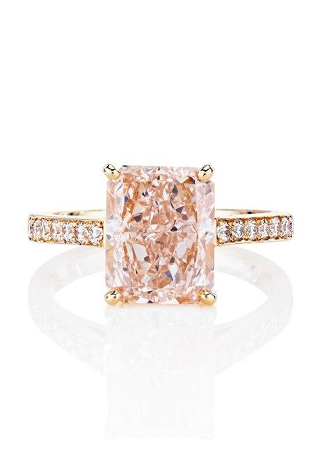 GpYicoeI21w - Розовые обручальные кольца (25 фото)