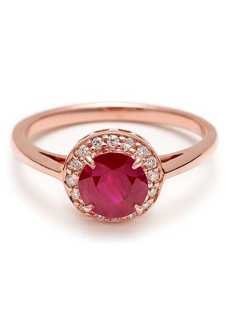 yaDPaIaH sA - Розовые обручальные кольца (25 фото)