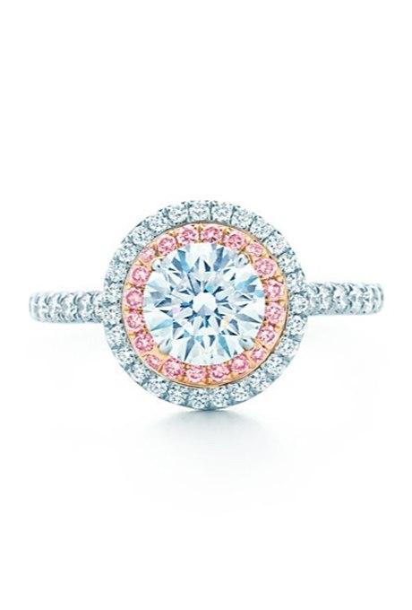 GXQ ce5fpsU - Розовые обручальные кольца (25 фото)