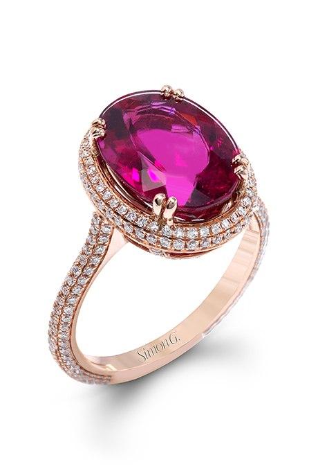 L3p1NZhxe1w - Розовые обручальные кольца (25 фото)