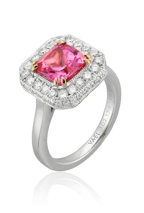 ABQpMRfZouA - Розовые обручальные кольца (25 фото)