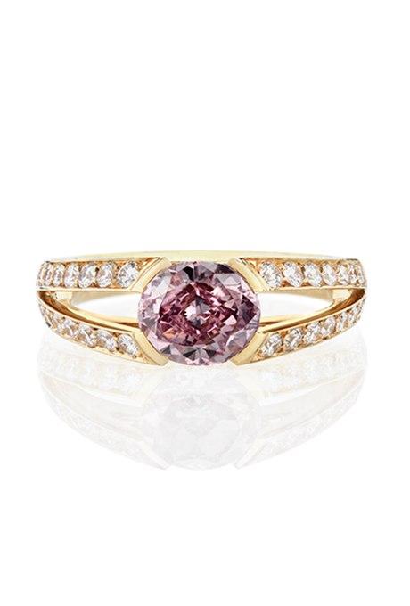 GyK9Jx00HWA - Розовые обручальные кольца (25 фото)