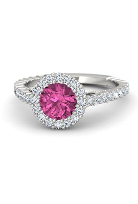 iPolbiAslPk - Розовые обручальные кольца (25 фото)