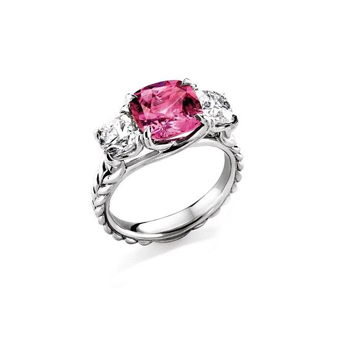 3B85YpSbV8g - Розовые обручальные кольца (25 фото)
