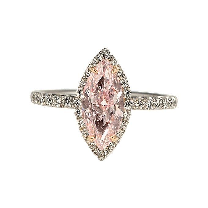 72ALDr084iU - Розовые обручальные кольца (25 фото) - 2