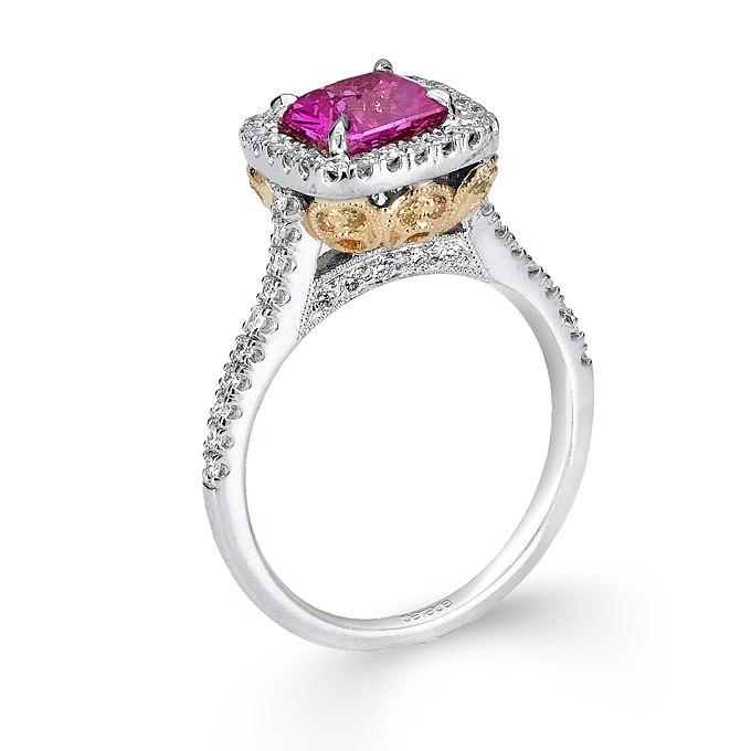 70yWVmsOMSs - Розовые обручальные кольца (25 фото) - 2