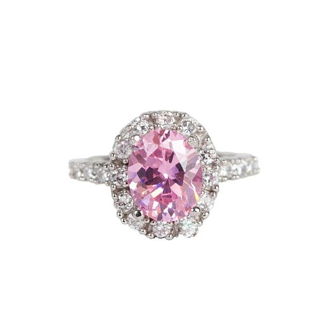 HOZe4xGm0Lo - Розовые обручальные кольца (25 фото) - 2