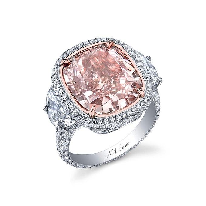 MCwQR12O9WI - Розовые обручальные кольца (25 фото) - 2