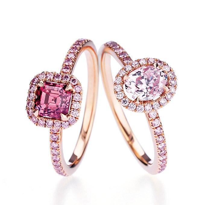 B ZyNp0xvTA - Розовые обручальные кольца (25 фото) - 2