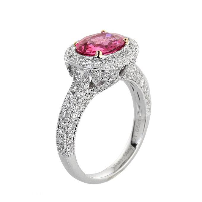 4RqOzlxvNc4 - Розовые обручальные кольца (25 фото) - 2