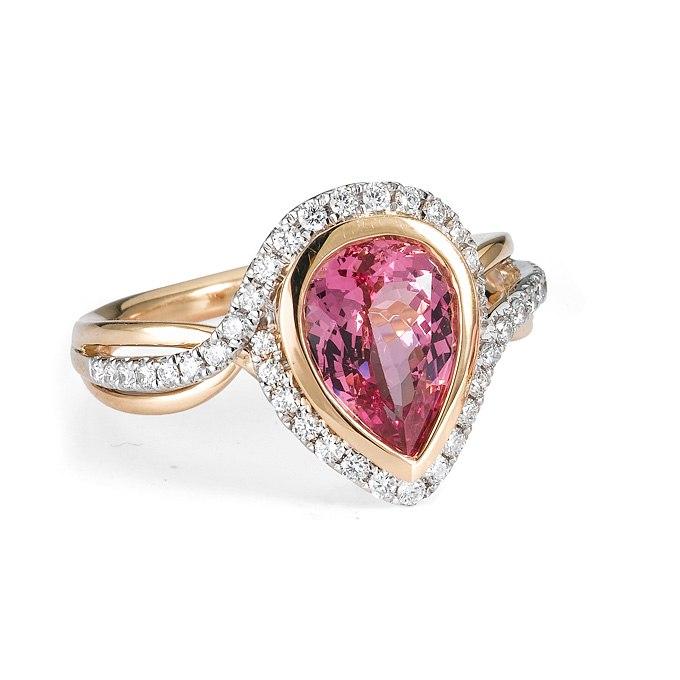 MPvJVCWgmCw - Розовые обручальные кольца (25 фото) - 2