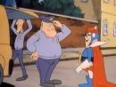 """Инспектор Гаджет – 2 сезон, 5 серия. """"Интенсивный курс по преступности"""""""