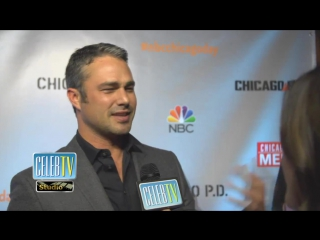 TAYLOR KINNEY Dishes on CHICAGO FIRE Love Interest Returning!