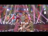 150927 Red Velvet - Dumb Dumb @ SBS Inkigayo