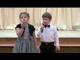 Чернышев Константин и Голубь Василиса - песня о дружбе